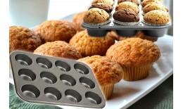 Plech na pečení muffinů