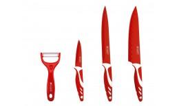 4 ks Sada nožů a škrabky