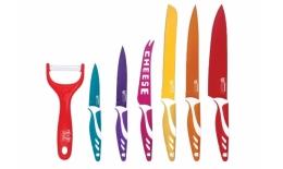 7-kusová sada nožů s keramickým povrchem