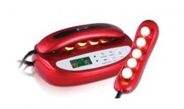 Jadeitový masážní přístroj