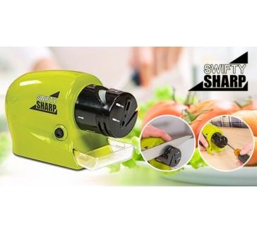 Elektrická bruska Swift Sharp - nejen na nože a nůžky.