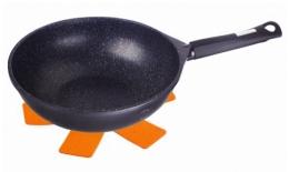 Granitový wok 28x8cm GRANIT DIAMOND LINE