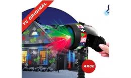 Světelná laserová dekorace Laser Slide Show