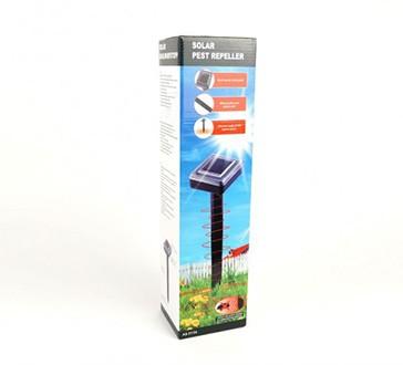 Solární odpuzovač škůdců