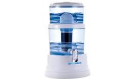 Bio Aqua - filtační systém a výdejník filtrované vody