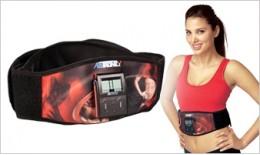 AB Tronic X2 duální fitness pás