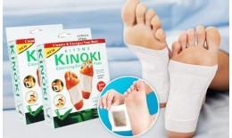 Kinoki detoxikační náplasti