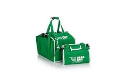 Nepostradatelná víceúčelová nákupní taška GRAB BAG.