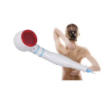 Infra masážní lampa s vibrační hlavou