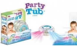 Party in the tub - Plovoucí světelný disk