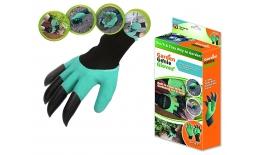 Zahradní rukavice se 4 drápy