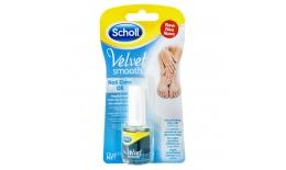 Olej na nehty Scholl Velvet Smooth