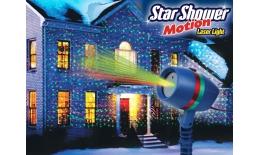 Laserový projektor noční oblohy Star Shower Motion