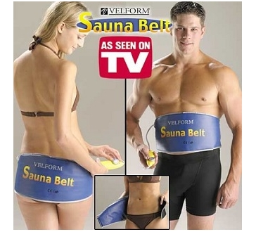 Saunovací pás Sauna Fitness Belt