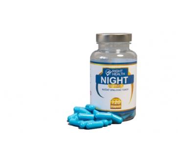 Výživový doplněk na hubnutí NIGHT BURNER