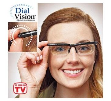 Nastavitelné brýle Vision Zoom