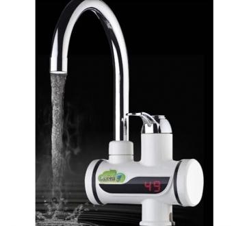 Baterie na okamžitý ohřev vody s LCD displejem