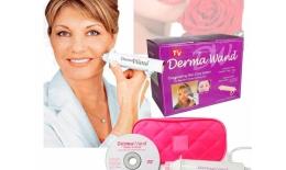 DermaWand - revoluční přístroj na omlazení pleti