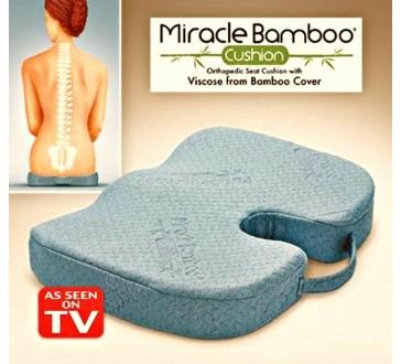 Polštář na sezení Miracle Bamboo Cushion