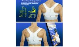 Pás na záda pro lepší držení těla