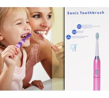 Sonický zubní kartáček 1+1 ZDARMA