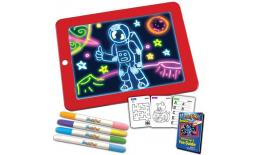 Magická svítící tabule na kreslení Magic Pad
