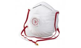 Ochranný respirátor na obličej s ventilem, FFP2