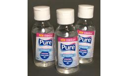 Antibakteriální dezinfekční gel na ruce Pure, 100 ml