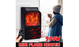 Přenosný ohřívač FLAME Heater s dálkovým ovládáním