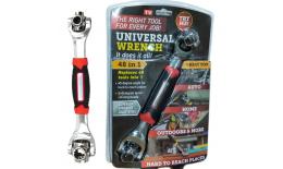 Nástrční klíč - Universal Wrench 48v1