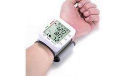 Digitální tlakoměr s LCD displejem