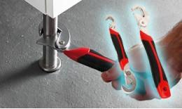 Snap Grip - sada univerzálních klíčů